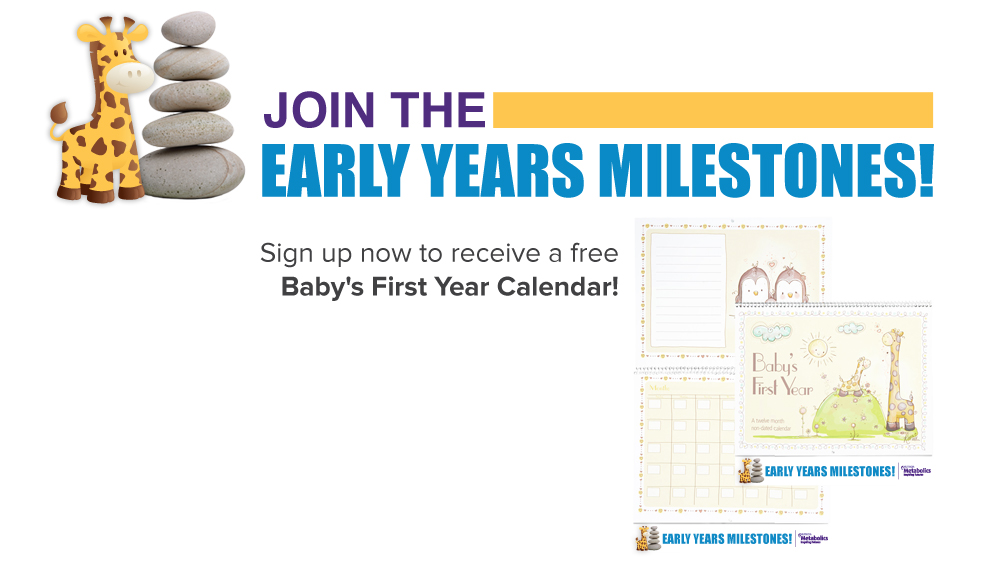 FREE Baby's First Year Calenda...